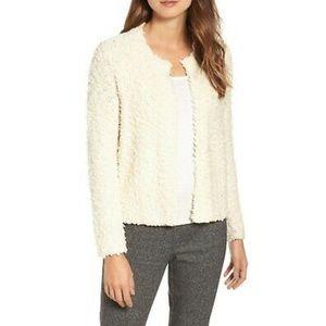 NEW Eileen Fisher Peruvian Cotton Cardigan